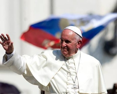 Pope says 'Nuns look just like penguins'