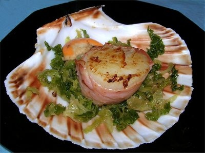 French fishermen hurled 'lethal' croque monsieurs in channel scallop clash