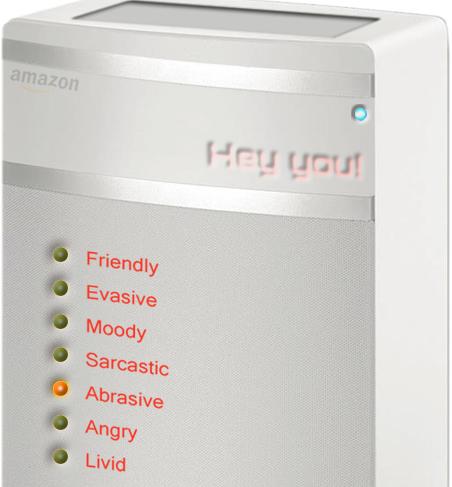 Amazon announces 'Hey you!', a digital assistant for adults that adapts to your mood