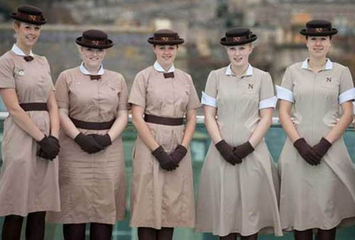 Norland nannies to be trained by the SAS