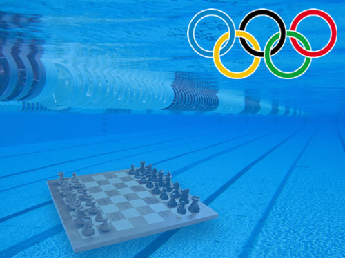 Underwater chess to be included in 2024 Paris Olympics