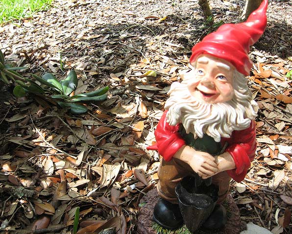 Government to map the gnomes in all UK gardens