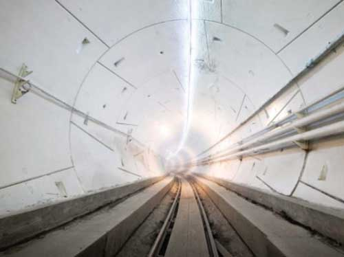 Billionaire offers to build hyper-tunnel at half cost of HS2