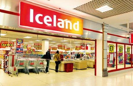 Iceland launch Friday night 'Food Fights'
