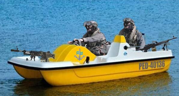 MoD orders 130 'multi-role vessels' for SBS stealth fleet