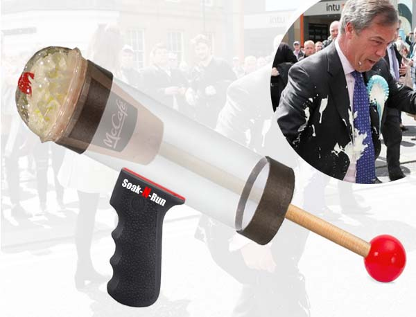 UK milkshake-launcher on sale: another Spoofflé exclusive