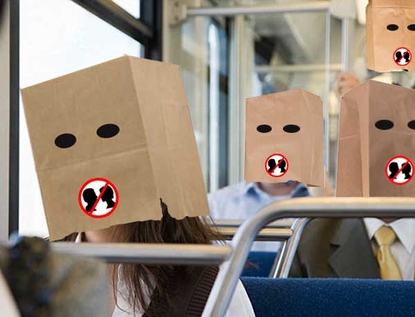 Virgin Trains providing 'privacy bags' to avoid speaking to strangers