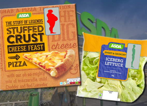 ASDA launches clearer food nutrition labels