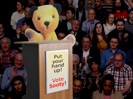 Sooty abandons Labour Party to stand as an independent