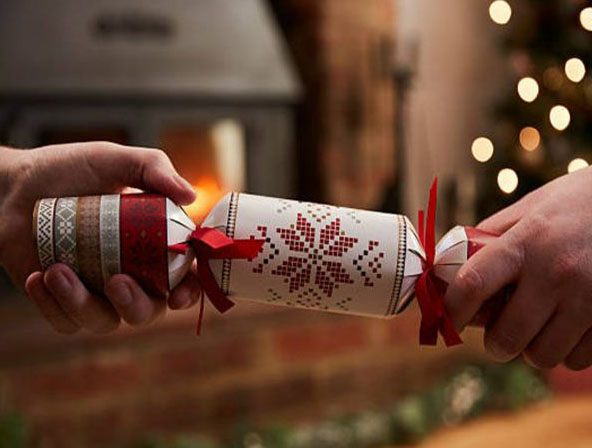 Fortnum & Mason sells out of left-handed Christmas crackers in 2 days