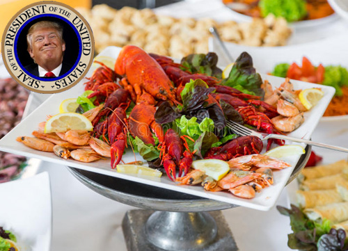 Trump's 38th food taster dies