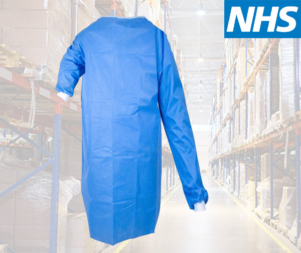 Turkish supplier has 'no idea' why UK rejected 400,00 surgical gowns