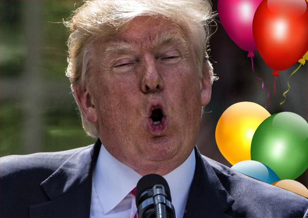 Trump asks: 'Why are we not using Healium to treat coronavirus?'
